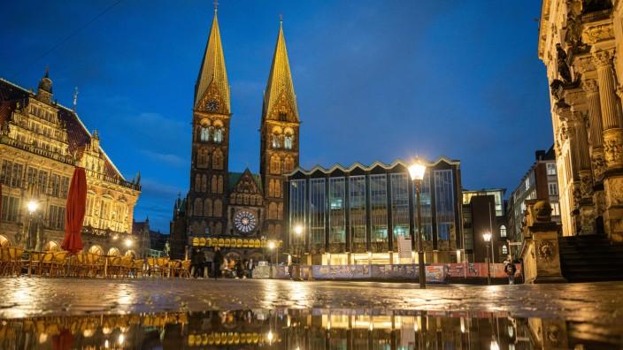 Bremen überschreitet Corona-Inzidenzwert von 50
