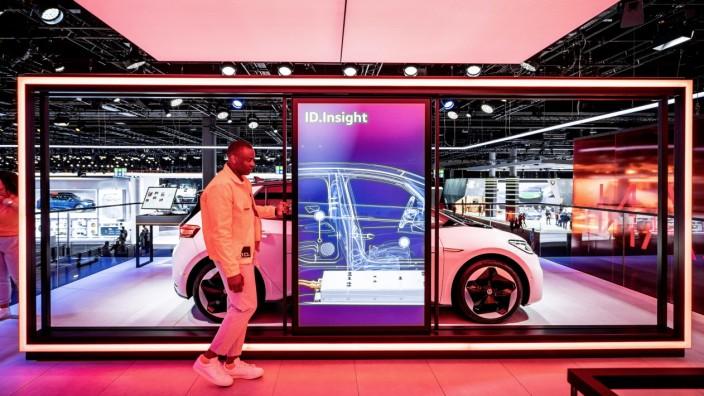 VW   C3   IAA 2019   Frankfurt   11.09.2019