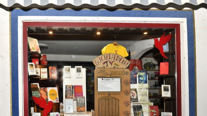 Dießen, Buchhandlung Colibri