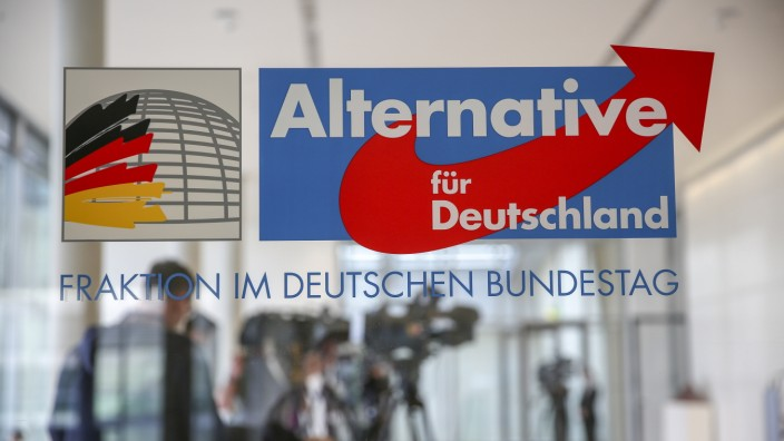 Germany Places Entire AfD Political Party Under Potential Surveillance