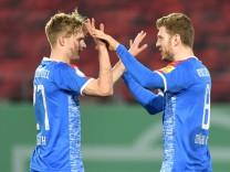 DFB-Pokal-Viertelfinale: Bayern-Besieger im Halbfinale