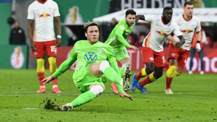 DFB Cup - Quarter Final - RB Leipzig v VfL Wolfsburg