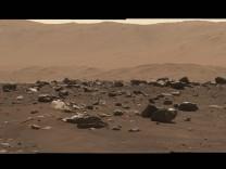 Raumfahrt: Mars an Erde, bitte kommen