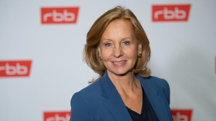 RBB-Intendantin Patricia Schlesinger