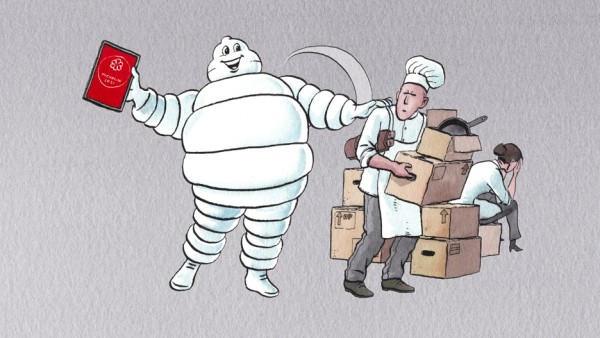 Michelin absurd