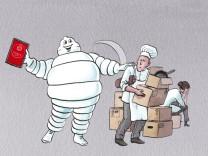 Neuer Guide Michelin: Stern? Schnuppe!