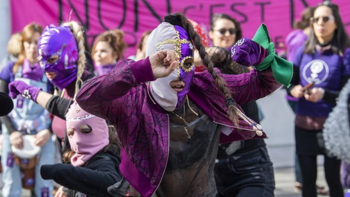 Internationaler Frauentag - Spanien