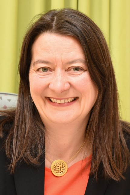 Internationaler Frauentag: Sandra Meissner.