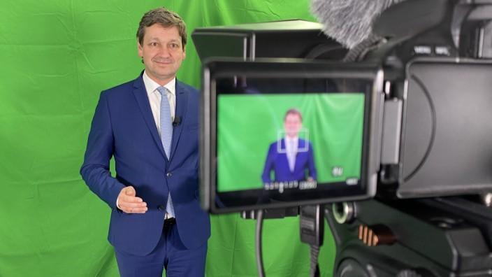 Wahlstudio CDU - Christian Baldauf