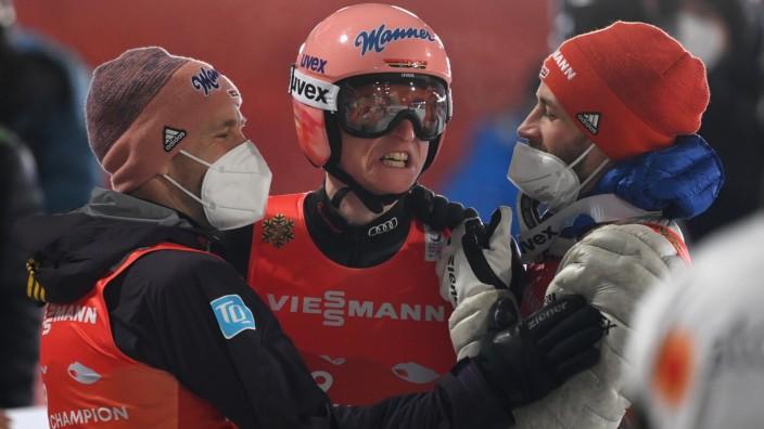 FIS Nordic World Ski Championships Oberstdorf - Men's Ski Jumping Team HS137