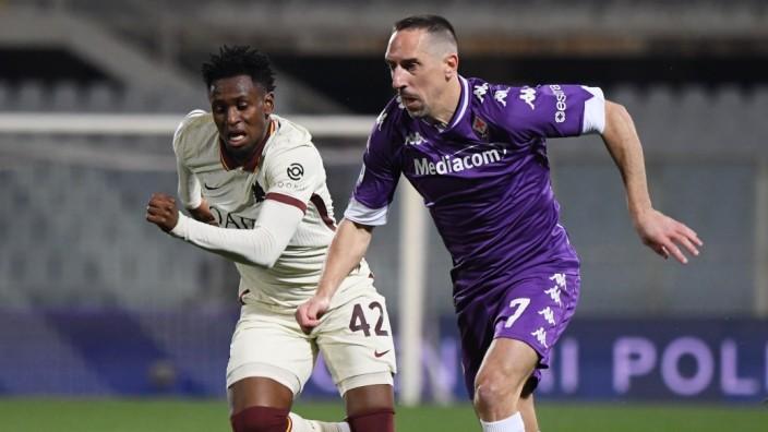 Serie A - Fiorentina v AS Roma