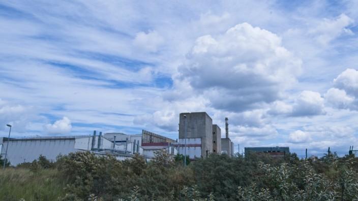 Lubmin GER, MV, Lubmin KKW - stillgelegt - Symbolfoto - 07.07.2020 Das stillgelegte Kernkraftwerk Greifswald genauer: Ke