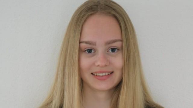 Sofia Lang, Schülerin Ottobrunn