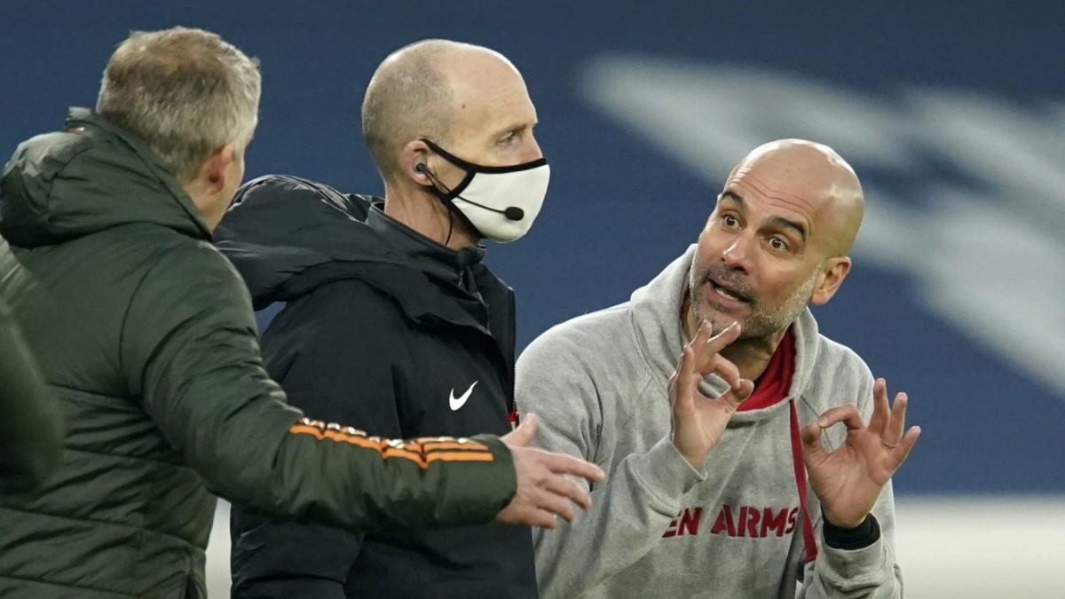 Premier League: Es rumpelt in der Coaching Zone - Süddeutsche Zeitung - SZ.de
