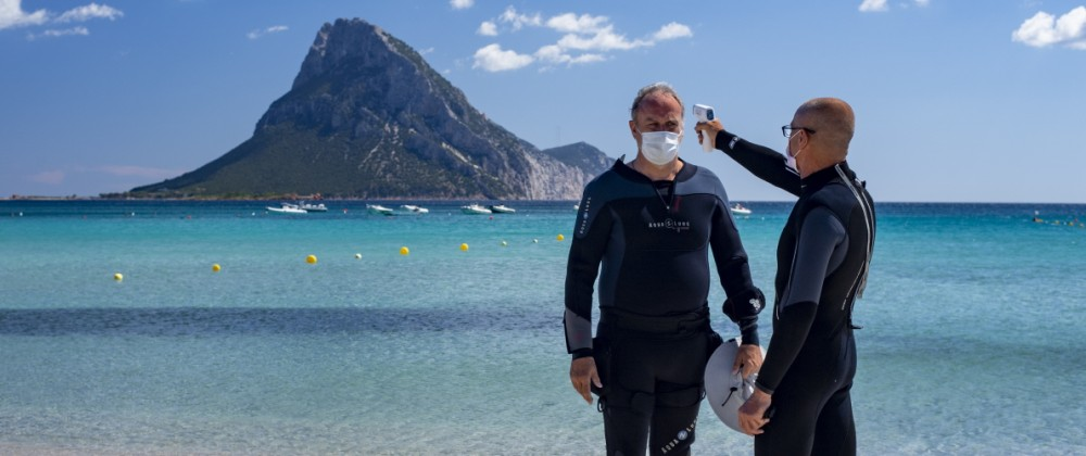 Sardinien Italien Corona Urlaub