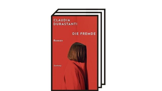 """Claudia Durastantis Roman """"Die Fremde"""": Claudia Durastanti: Die Fremde. Roman. Aus dem Italienischen von Annette Kopetzki. Zsolnay, Wien 2021. 304 Seiten, 24 Euro."""