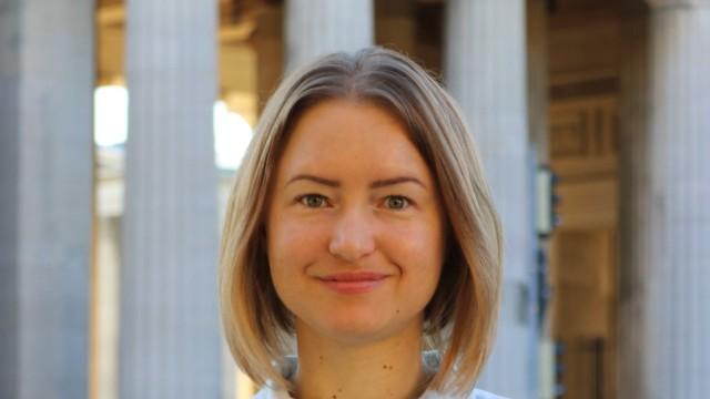 Forum 9.3.2021 / Dr. Florentine Koppenborg; wissenschaftiche Mitarbeiterin am Lehrstuhl fuer Umwelt- und Klimapolitik (Prof. Miranda Schreurs);