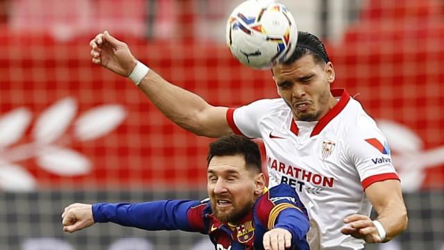 La Liga Santander - Sevilla v FC Barcelona