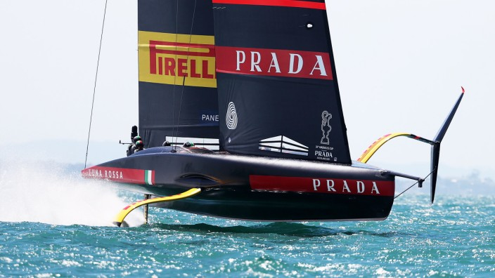 2021 PRADA Cup Final: Races 7 & 8