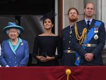 Interview von Meghan und Harry: Worst-Case-Szenario für das Königshaus