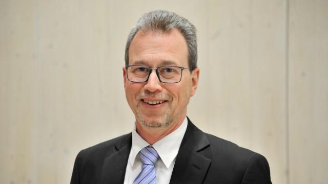 Pöcking: Bürgermeister Rainer Schnitzler /PWG