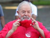 Brasilien: Urteil gegen Lula aufgehoben