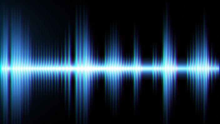 Conceptual image about human voice (iLexx)