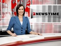 Laura Dünnwald moderiert erstmals 'NEWSTIME'