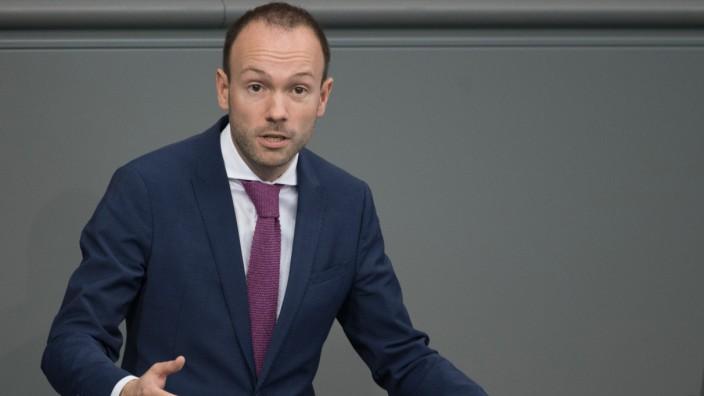 Bundestag - Nikolas Löbel