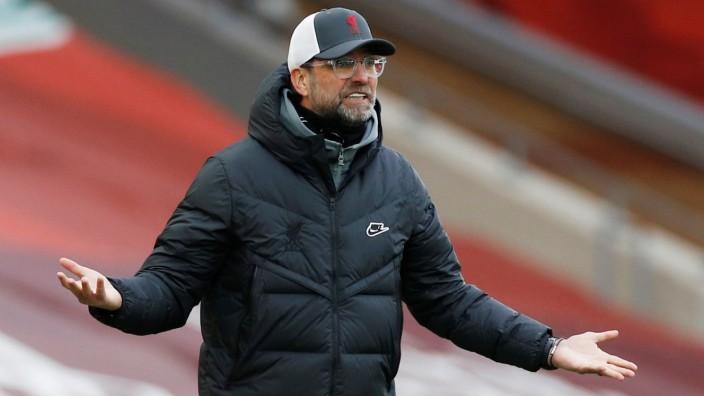 FILE PHOTO: Premier League - Liverpool v Fulham