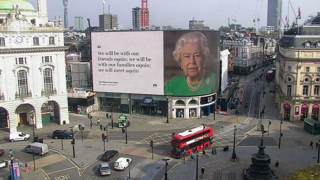 Königin Elizabeth II. wird 94