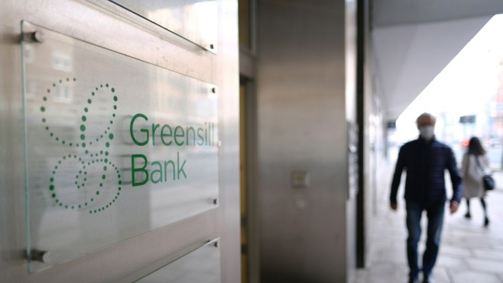 Greensill Bank AG Branch as German Regulator Takes Probe Oversight