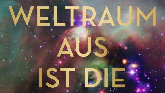 Cover: Björn Stephan Nur vom Weltraum aus ist die Erde blau