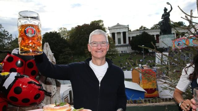 Celebrities At Oktoberfest 2019 - Day 9
