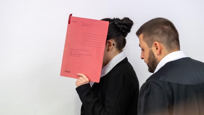 Prozess wegen Mitgliedschaft im IS