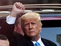 Leute des Tages: Donald Trump twittert per Brief