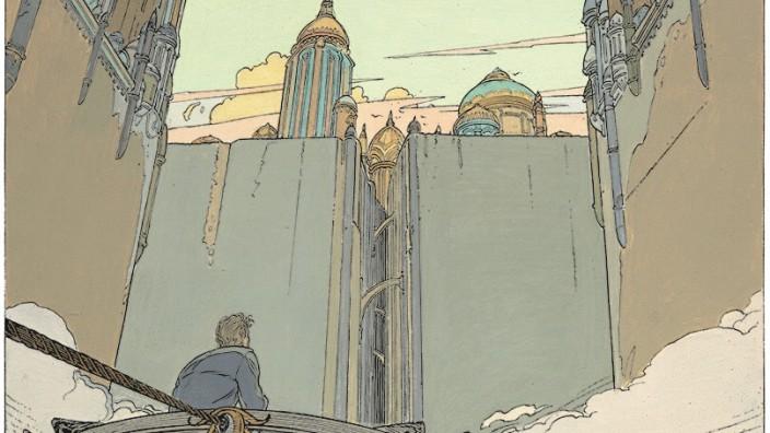 Die Mauern von Samaris