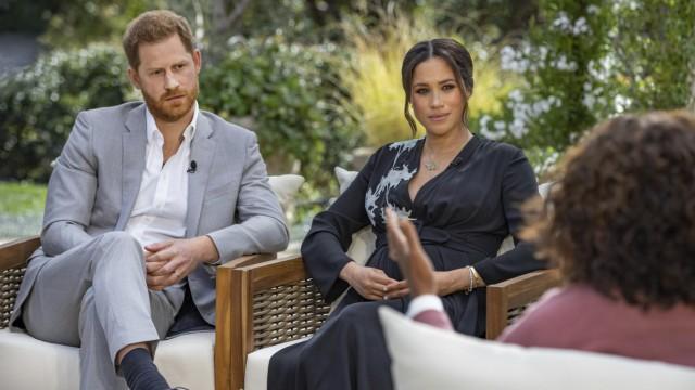 Interview mit Prinz Harry und Herzogin Meghan