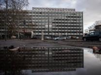 Redaktionsgebäude 'Neues Deutschland'