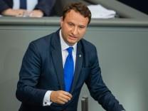 Bundestagsabgeordneter Hauptmann legt Mandat nieder