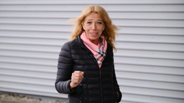 Tuebingen Dr. Lisa Federle / Uebergabe von 350.000 neuartigen Corona-Schnelltests, Tuebingen, 11.03.2021 Dr. Lisa Feder