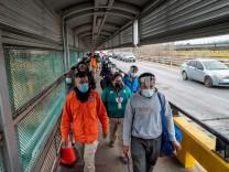 Migranten in den USA