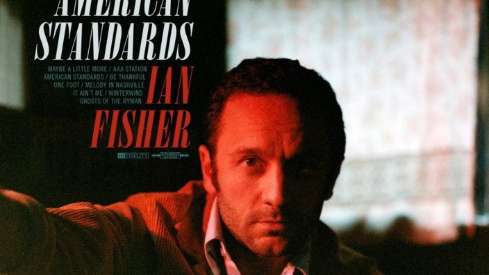 Cover American Standards, Ian Fisher