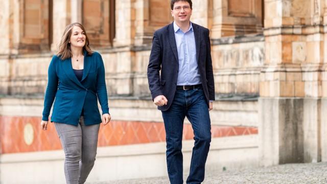 Von Brunn und Endres wollen Bayerns SPD Kampfeswillen verleihen