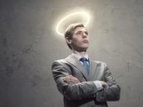 Psychologie: Ich und mein Heiligenschein