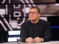 MAX EBERL DAS AKTUELLE SPORTSTUDIO ZDF MAINZ *** MAX EBERL THE CURRENT SPORTS STUDIO ZDF MAINZ PUBLICATIONxNOTxINxUSA; Eberl