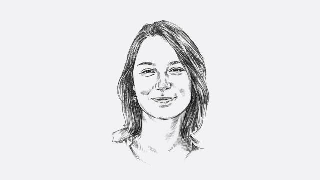 """""""Hart aber fair"""" zur Bundestagswahl: Kathrin Müller-Lancé würde gern von sich behaupten, nur in der Arte-Mediathek unterwegs zu sein. Aber dann schaut sie doch zu gern bei RTL exklusiv nach, was die Promis so machen."""