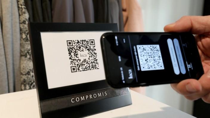 Coronavirus - Luca-App wird in MV landesweit unterstützt