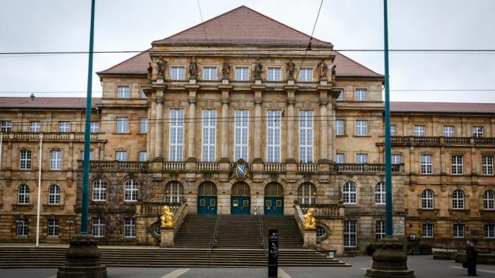 DEU Deutschland Hessen Kassel 12 03 2016 Rathaus