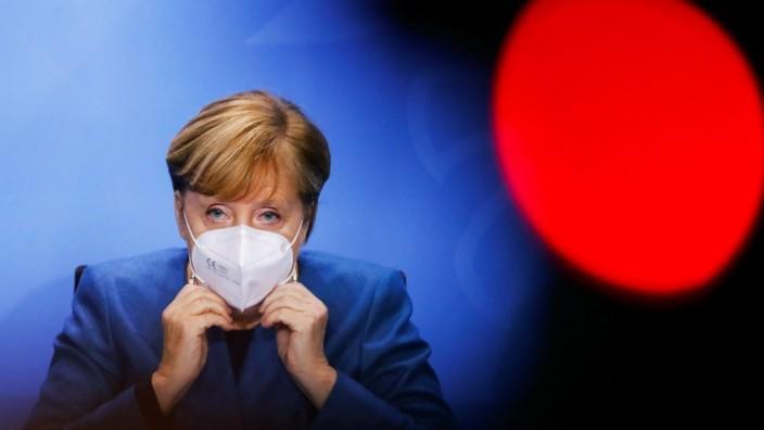 Coronavirus - Merkel